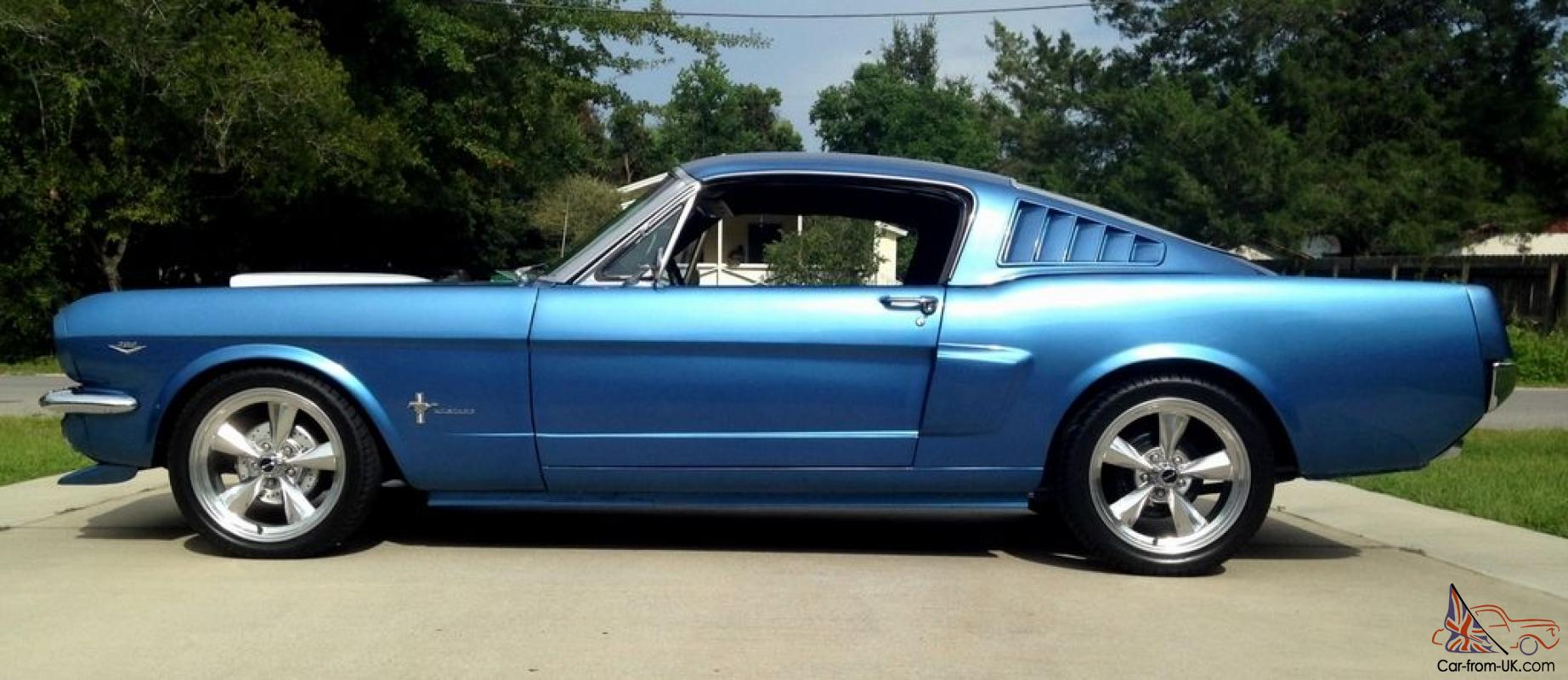 1965 Mustang Removable Fastback Roof 1967 Eleanor