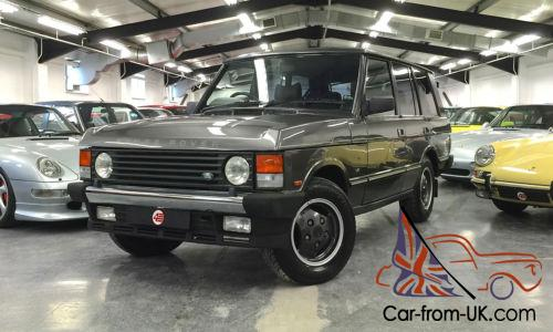 For Sale Range Rover Classic Land Rover 1992