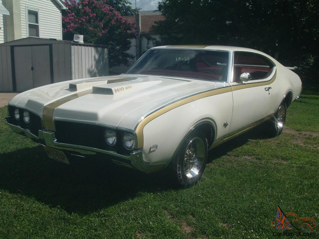 1969 OLDS 442 HURST/ OLD'S