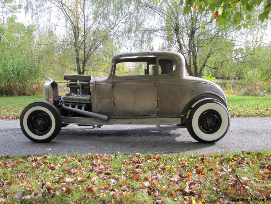 chevrolet confederate 32 ford model a rat rod