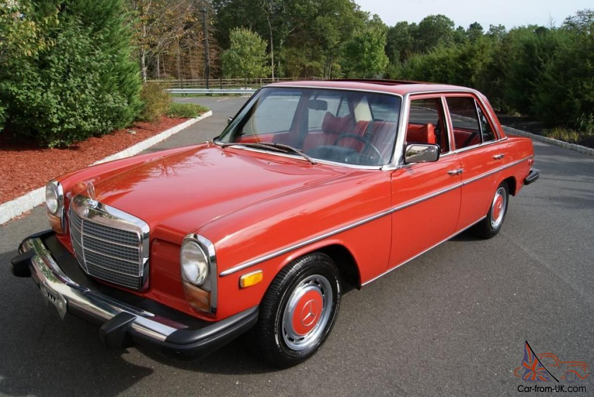 Mercedes benz 200 series 240d for Mercedes benz 240 d