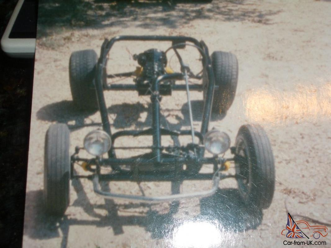 Meyers Manx Tow D Registry Dune Buggy