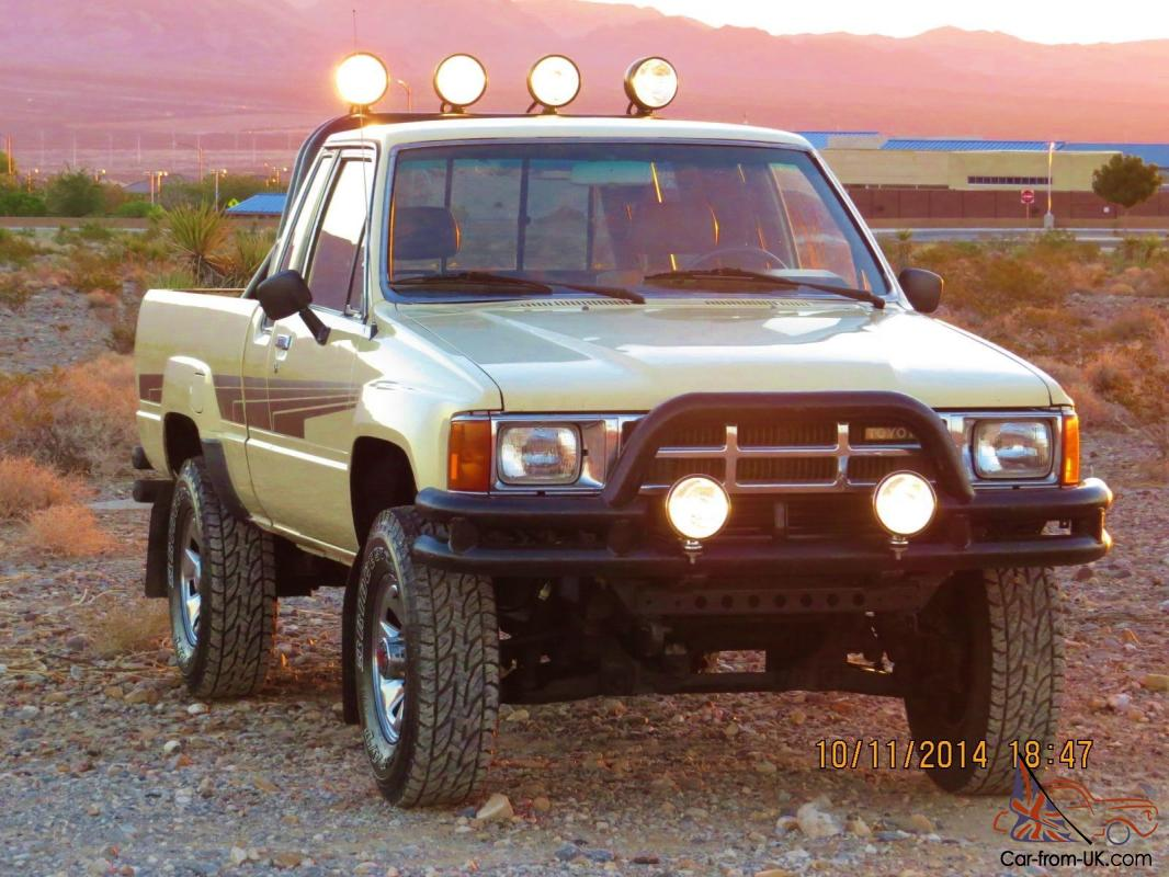 Toyota Other 4x4 Sr5 22re No Rust Old School Classic