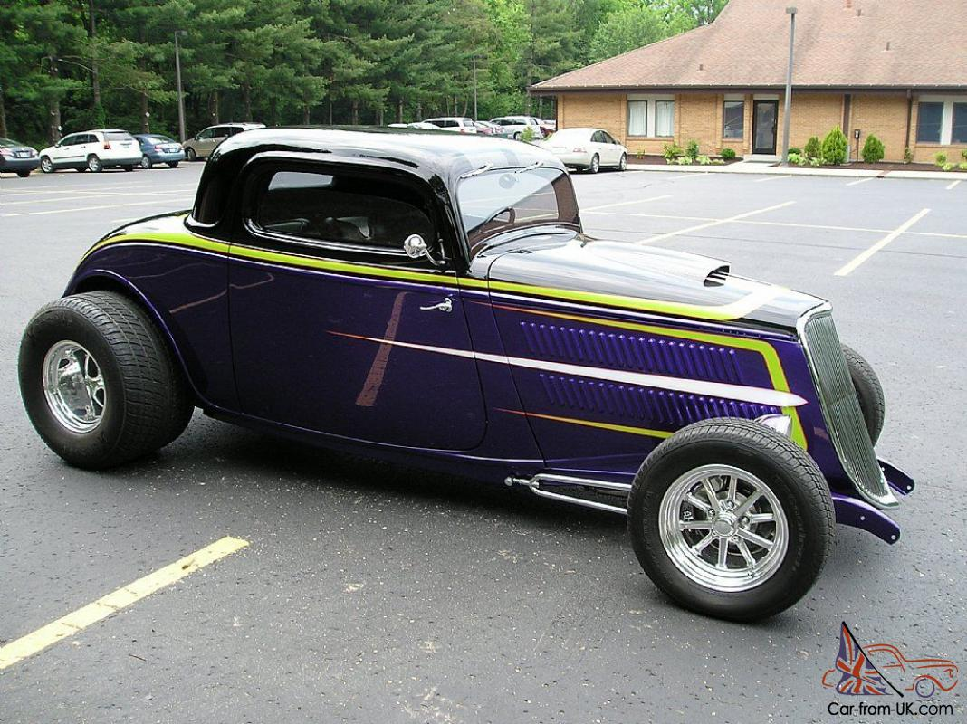 1934 ford street rod for 1934 ford 5 window coupe street rod