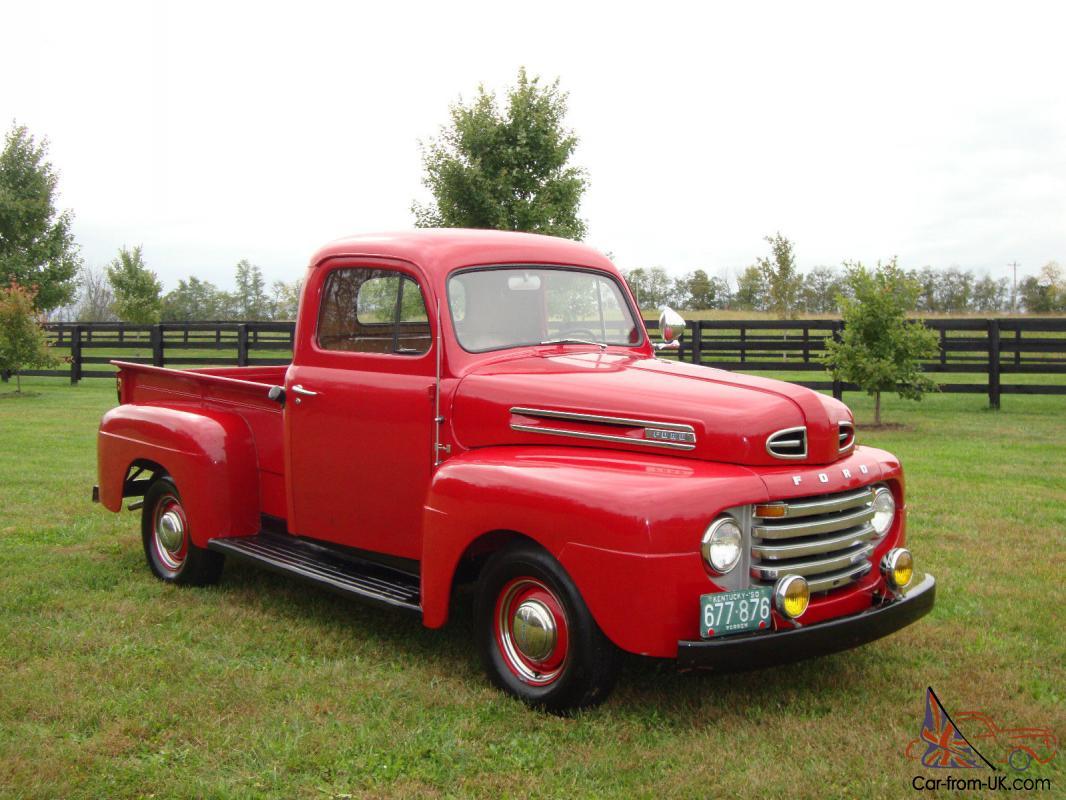 1950 ford pickup truck for sale winston salem north carolina autos post. Black Bedroom Furniture Sets. Home Design Ideas