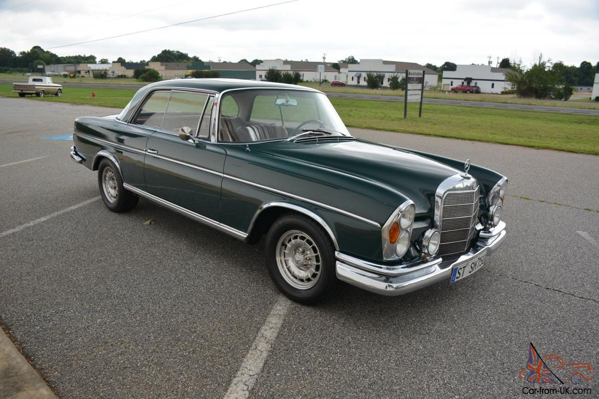 mercedes benz 200 series 250se