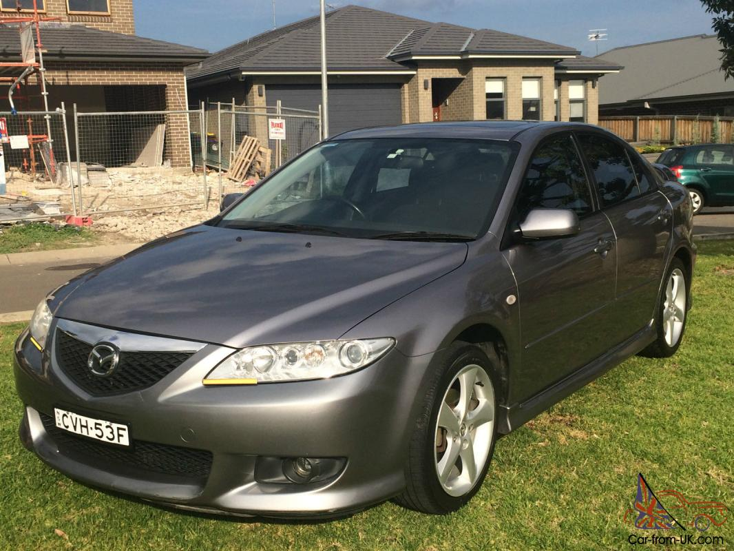 Mazda 6 Luxury Sports 2005 5d Hatchback 5 Sp Manual 2 3l In Kellyville  Nsw