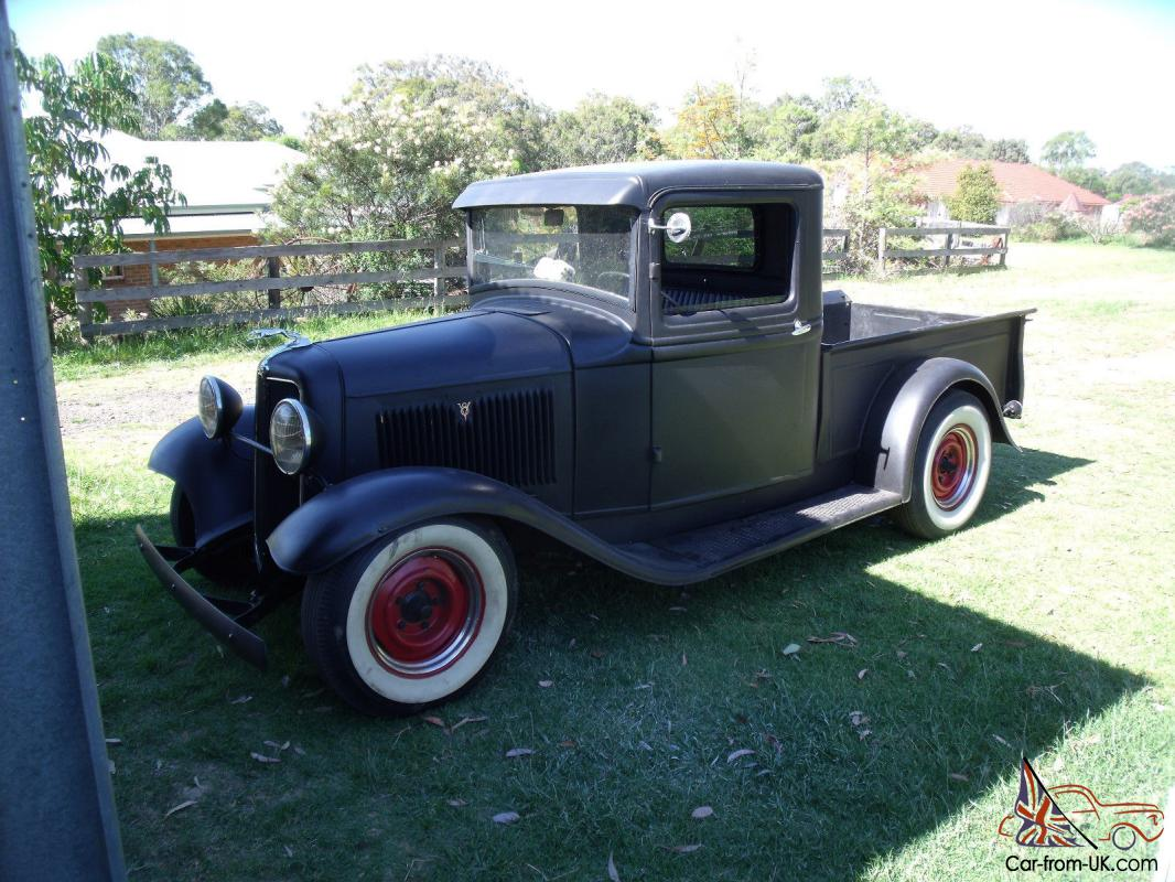 Ford 1934 Pickup For Sale