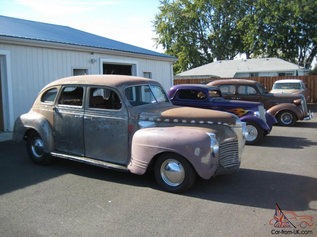 Plymouth Other Special Deluxe 1941 Coupe