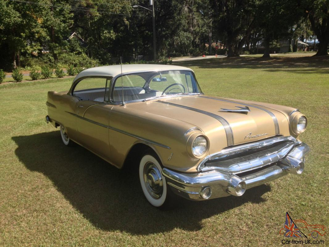 316 v8 hydramatic great car to drive show for 1956 pontiac 2 door hardtop