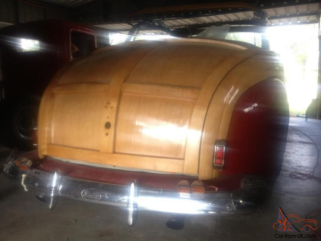 #AD691E Ford 1948 Convertible Woody HOT ROD Barn Find Recommended 9457 Car Air Conditioner Repairs Geelong pics with 1066x800 px on helpvideos.info - Air Conditioners, Air Coolers and more