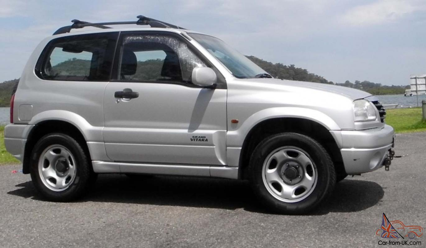 suzuki grand vitara sports 4x4 wide 2004 2d hardtop 5 sp manual 2l in kincumber nsw. Black Bedroom Furniture Sets. Home Design Ideas