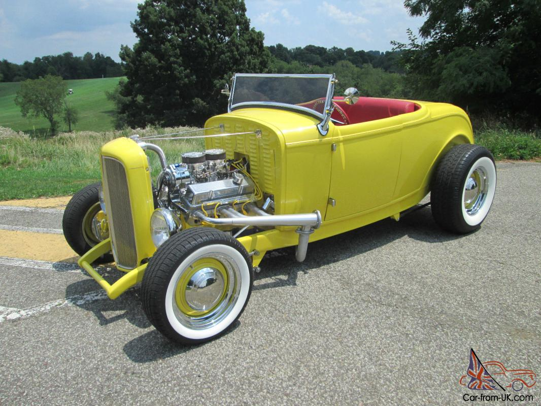 classic, rat rod, custom, roadster,street rod, 32 ford