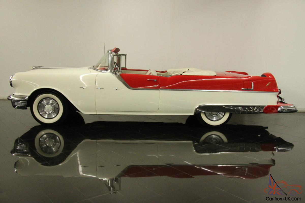 Pontiac Other Star Chief Convertible 1950