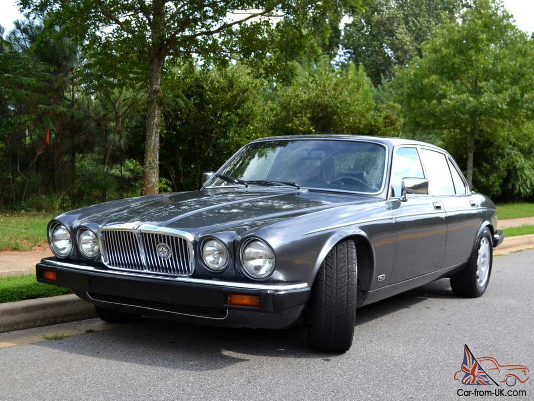 classic jag xj series iii that runs. Black Bedroom Furniture Sets. Home Design Ideas