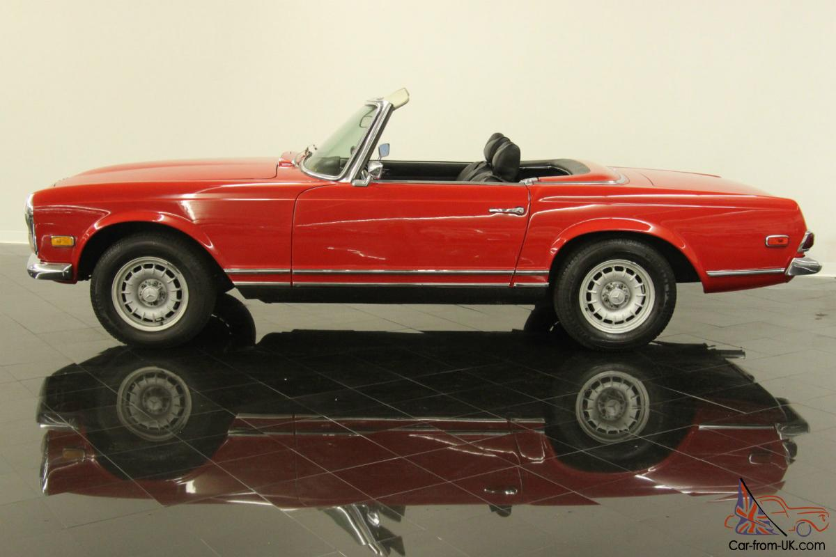 Trades Considered Financing Available 634 Per Month Fuel Filter 1983 Mercedes Benz 280sl
