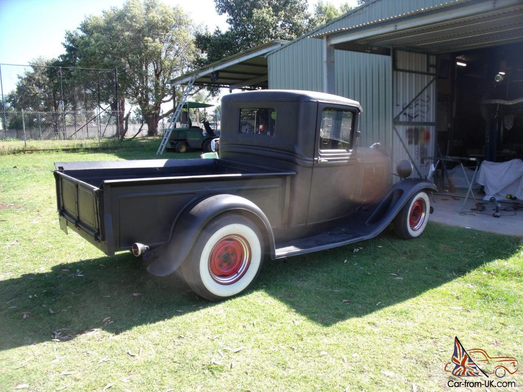 Ford 1934 Pickup For Sale. EARLY CHEVROLET PARTS