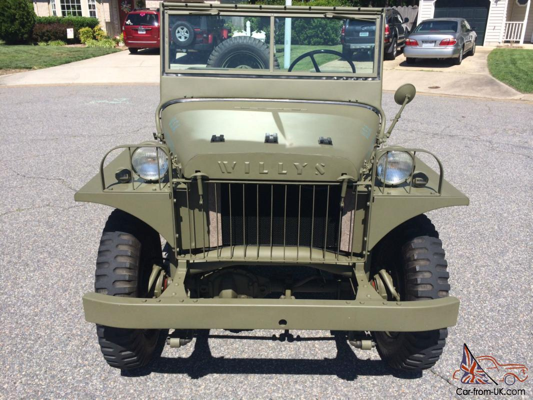 willys ma ww2 prototype military jeep ma ww2 prototype. Black Bedroom Furniture Sets. Home Design Ideas