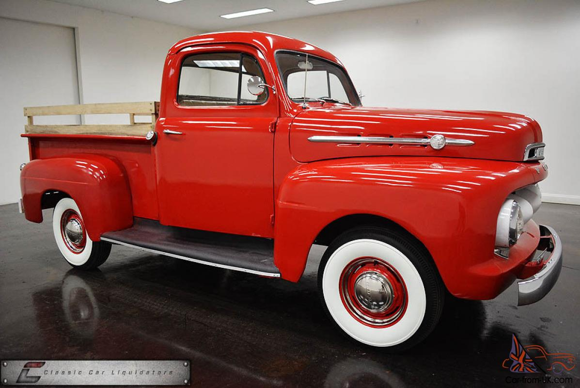 Classic Truck 1948 1949 1950 1951 Not Flathead V8 Chevy Paint Colors