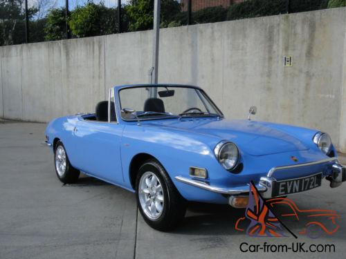 Fiat 850 sport convertible - Fiat 850 sport coupe for sale ...