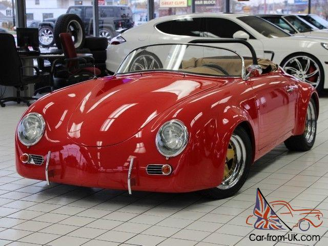 Porsche 356 Kit Car Replica