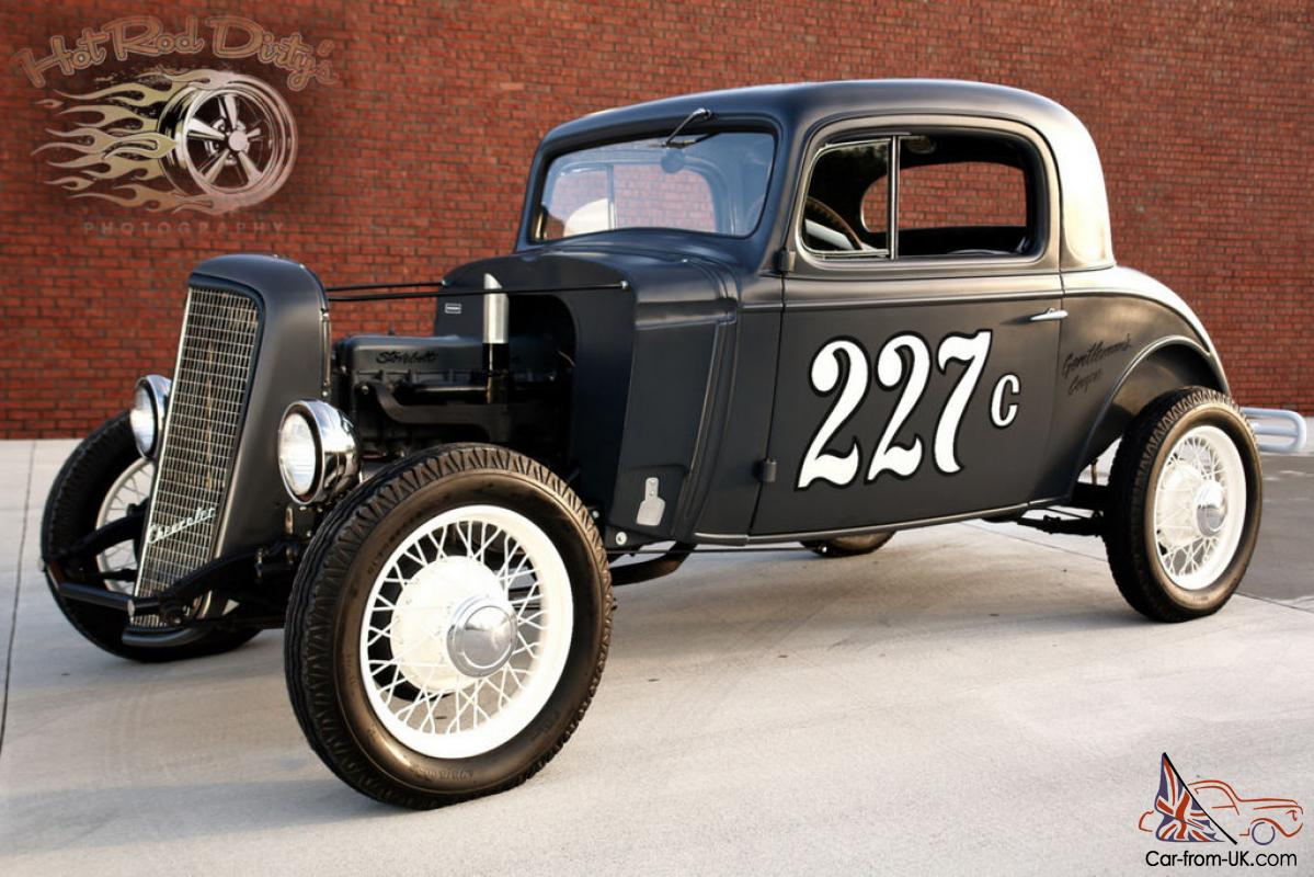 TRADITIONAL HOTROD 3100 C10 1932 NOT CHOPPED CHEVROLET