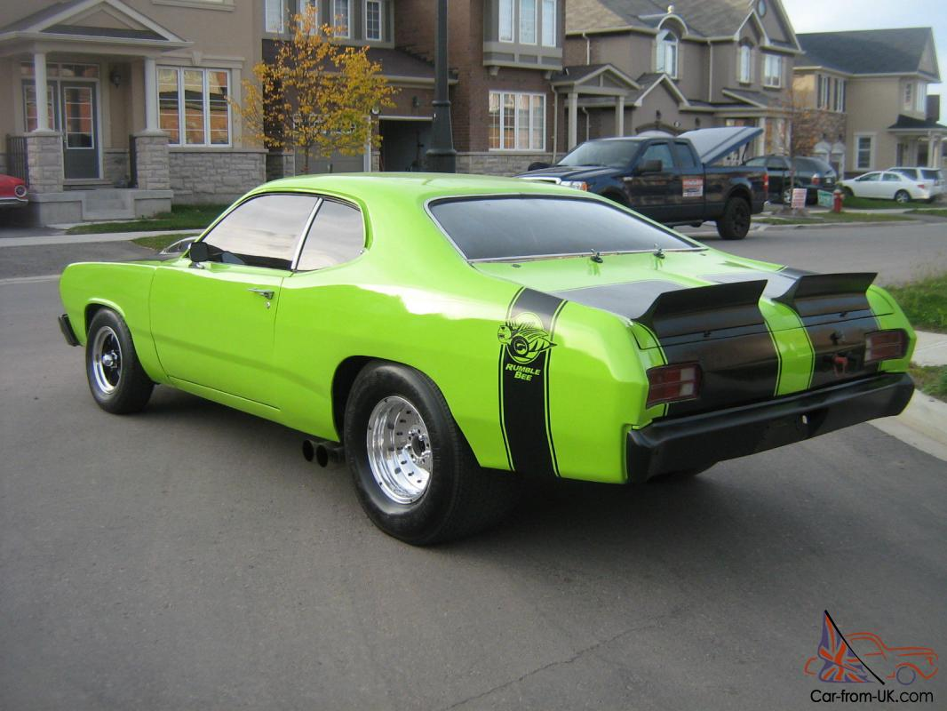 plymouth duster pro street. Black Bedroom Furniture Sets. Home Design Ideas