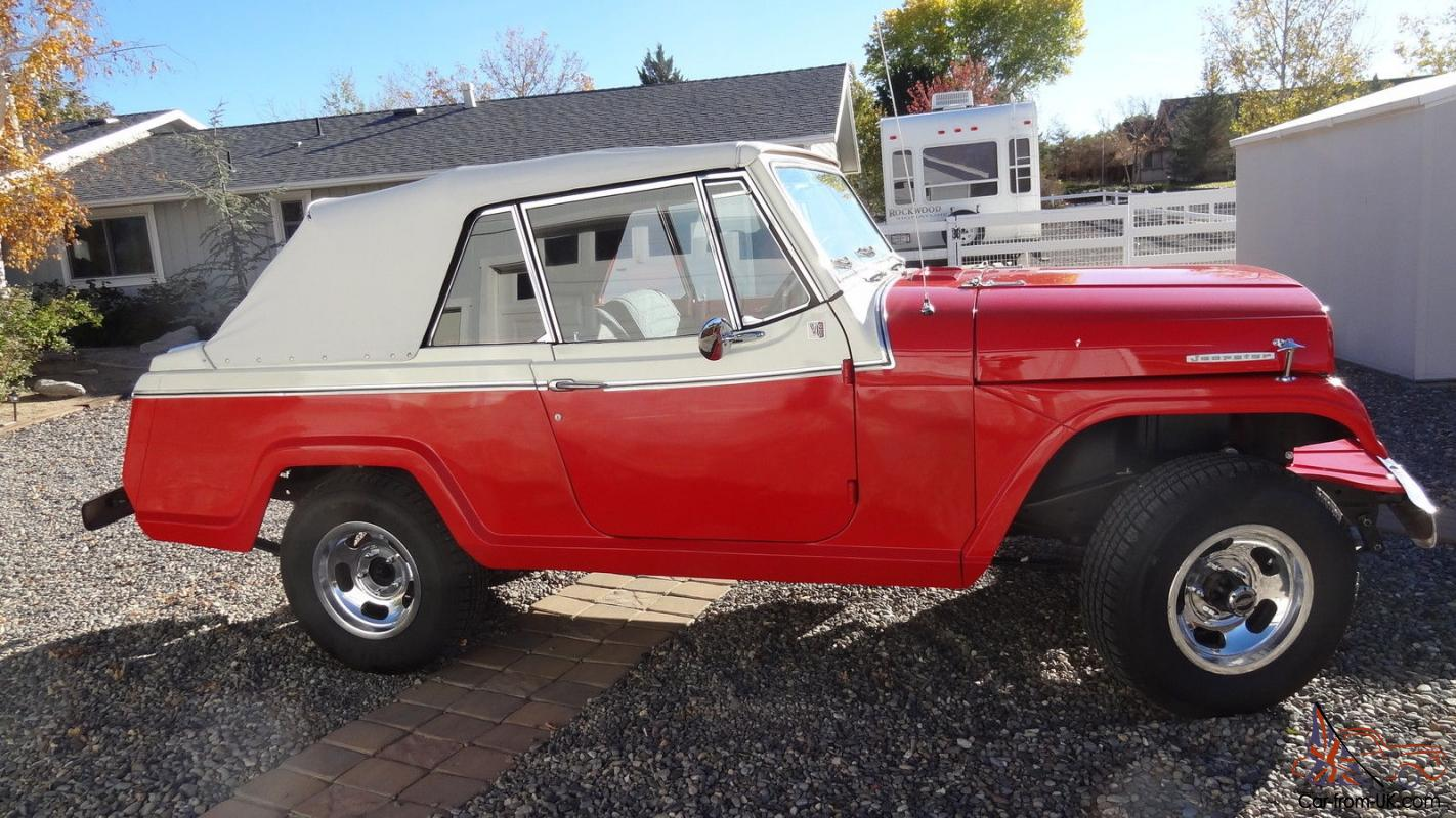 jeep commando jeepster convertible. Cars Review. Best American Auto & Cars Review