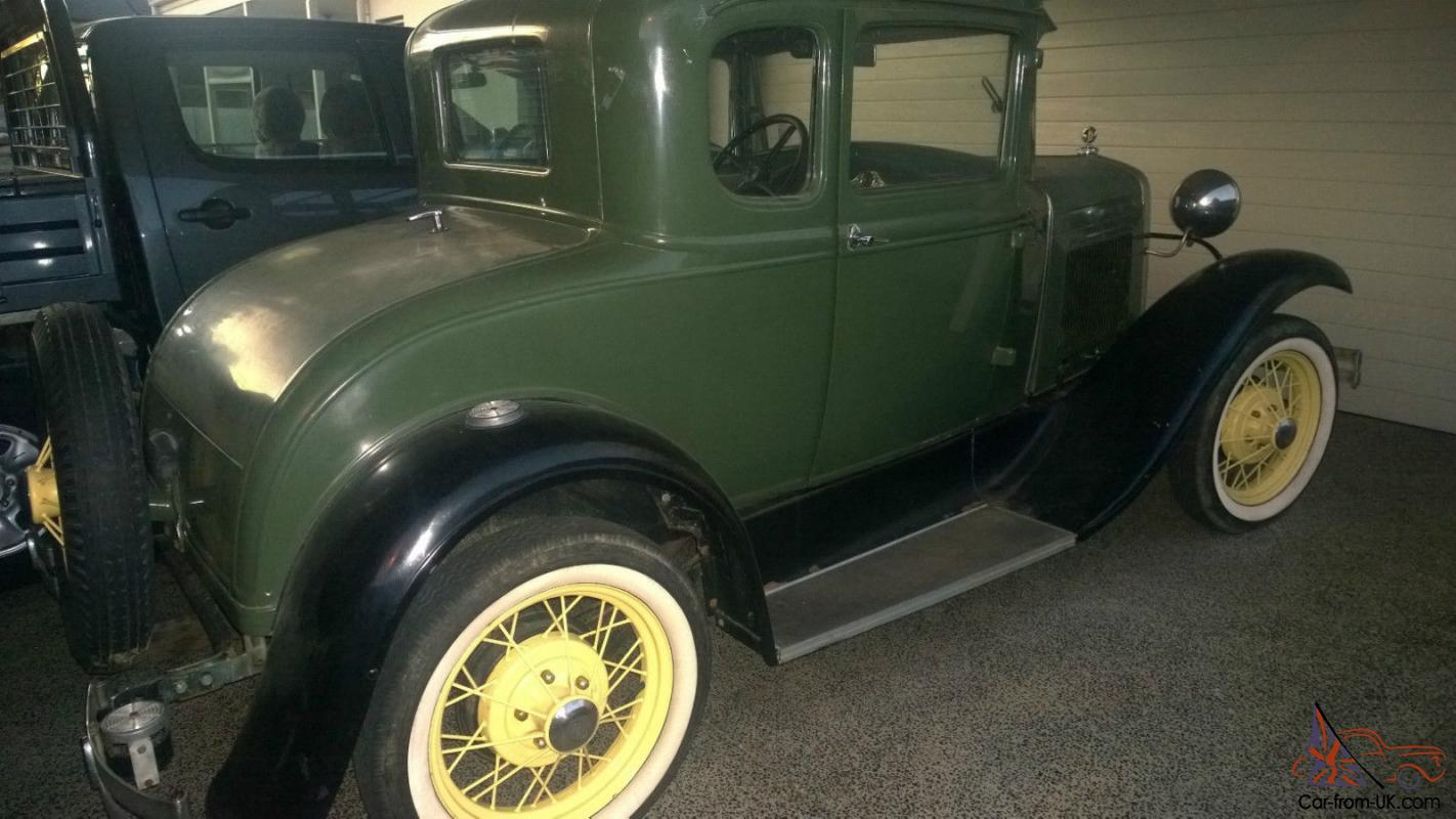 1930 ford model a 5 window coupe hot rod project or resto in palm beach qld. Black Bedroom Furniture Sets. Home Design Ideas