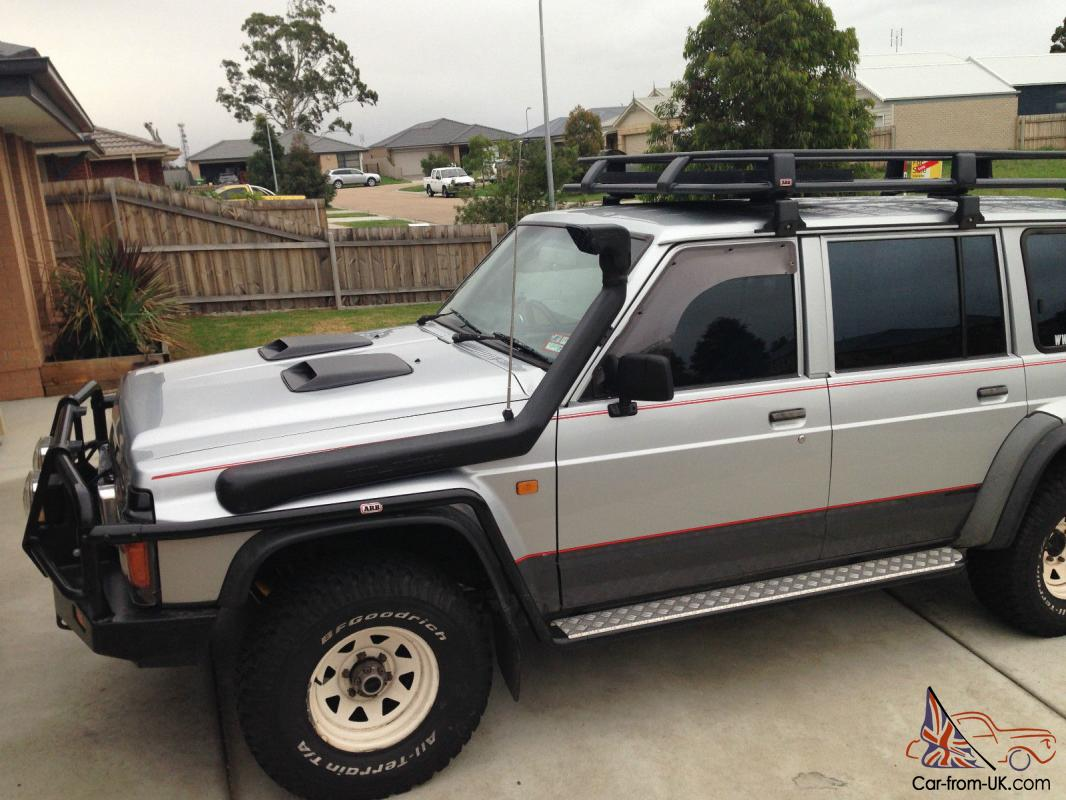 maverick 4x4 1993 nissan patrol manual 4 2l carb intercooled turbo dual fuel in bairnsdale vic. Black Bedroom Furniture Sets. Home Design Ideas