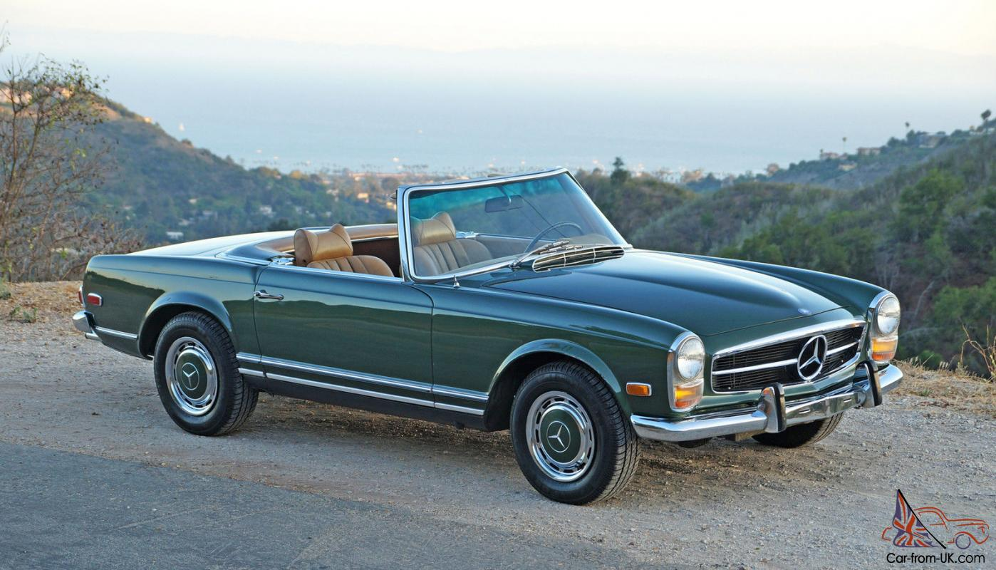 Classic Mercedes Benz For Sale Ebay