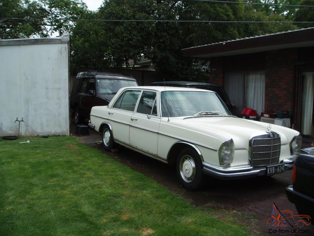 Mercedes benz 280 sel w108 for Mercedes benz w108 for sale