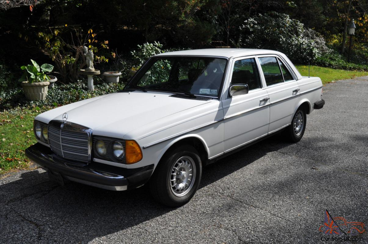 Mercedes benz 300 series turbo diesel for Mercedes benz 300 diesel