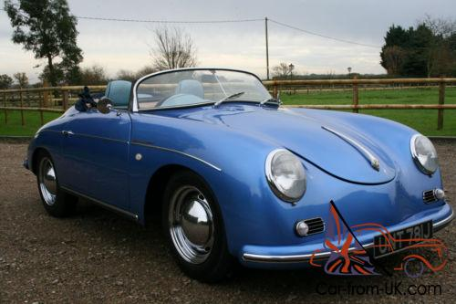 Chesil Speedster Porsche 356 Replica