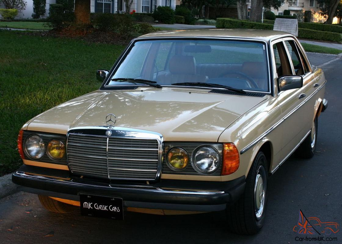 Mercedes benz 200 series 240d two owner original for Mercedes benz 240 d