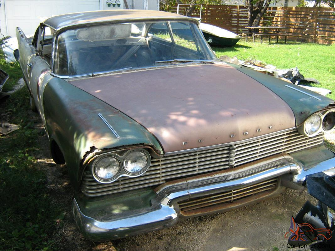 1957 Plymouth Fury For Sale >> Plymouth : Fury 2 door hard top