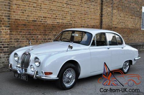 1966 jaguar s type