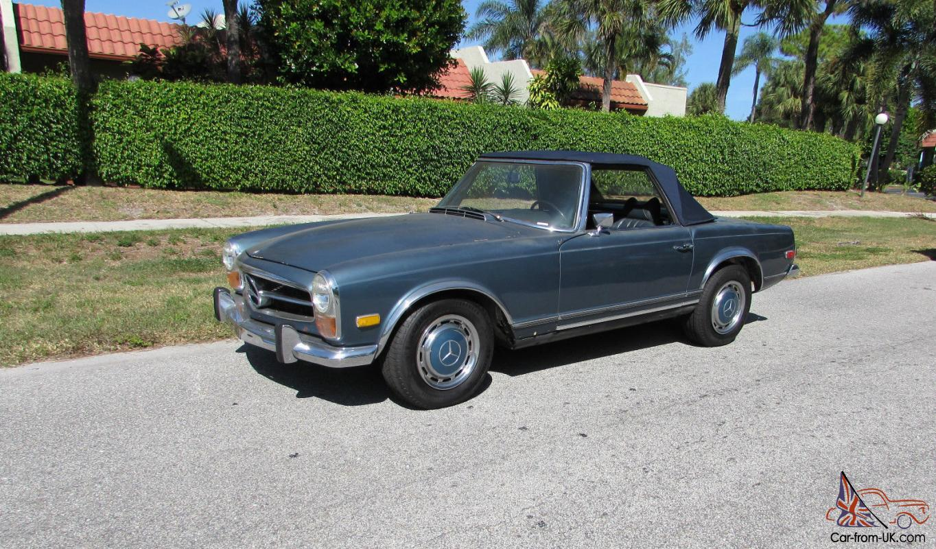 Mercedes benz 200 series 280sl for Mercedes benz 280sl for sale
