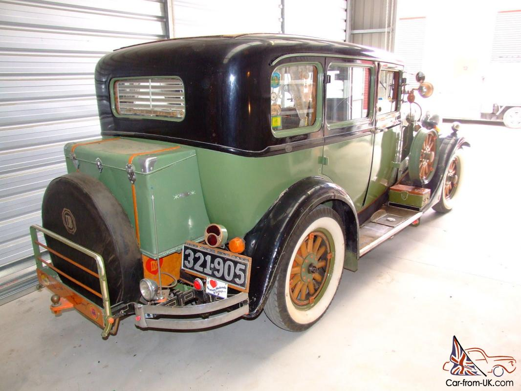 1929 dodge da sedan for 1929 dodge 4 door
