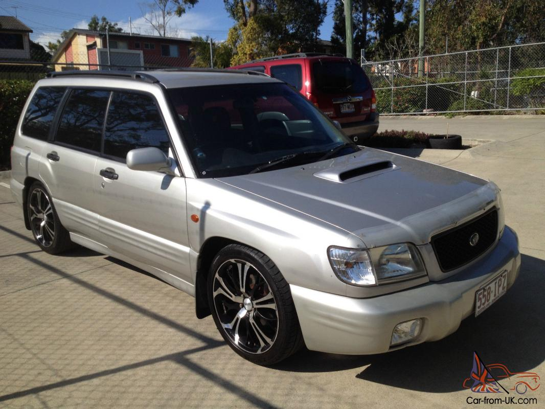 subaru forester gt 2000 4d wagon 5 sp manual 2l turbo mpfi in springwood qld. Black Bedroom Furniture Sets. Home Design Ideas