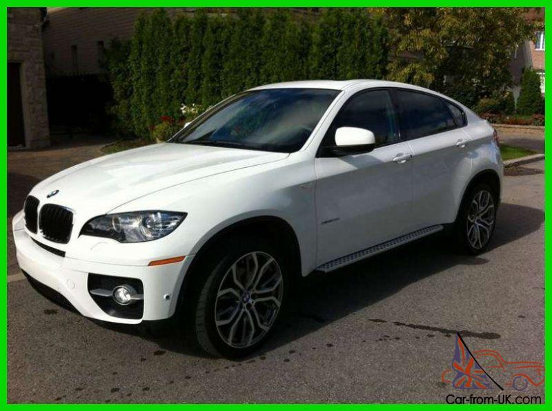 Bmw X6 Fwd Fully Loaded Suv With Warranty