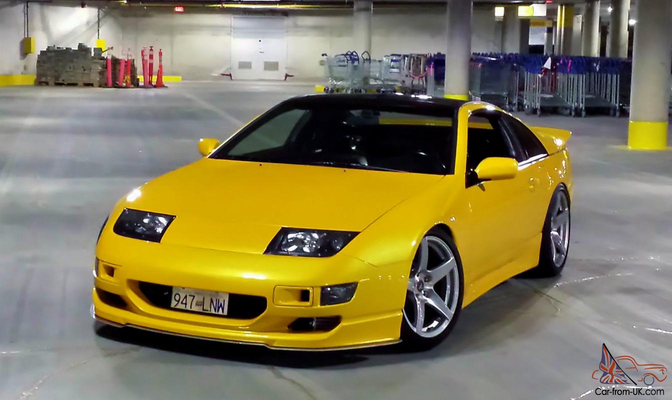 nissan 300zx twin turbo autos weblog. Black Bedroom Furniture Sets. Home Design Ideas