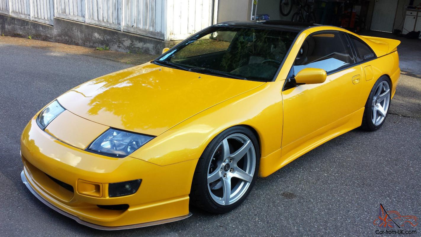 Nissan : 300ZX Twin Turbo, 2-Door, Coupe, 5-sd