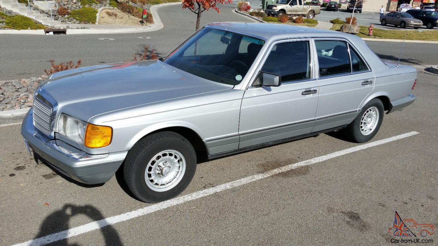 Mercedes benz s class 300sd turbo diesel for Mercedes benz s class diesel