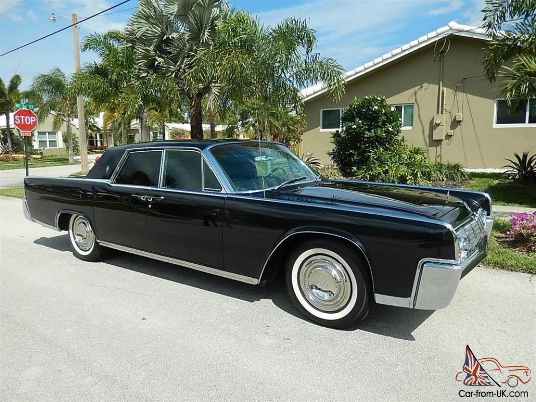 Lincoln : Continental Sedan - Suicide Doors for sale