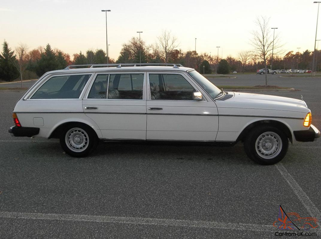 Mercedes benz 300 series station wagon for Mercedes benz station wagon