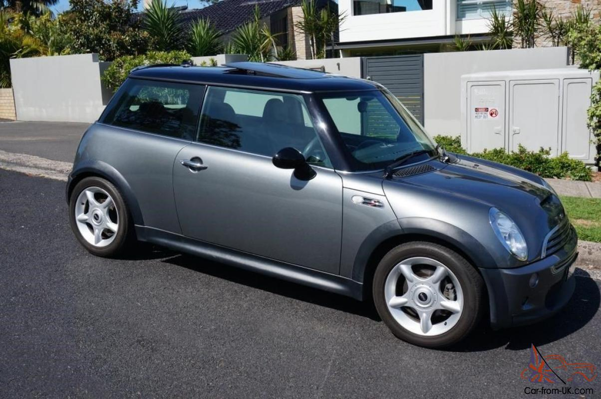 mini cooper s 2003 2d hatchback 6 sp manual 1 6l supercharged mpfi 4 seats in kincumber nsw. Black Bedroom Furniture Sets. Home Design Ideas