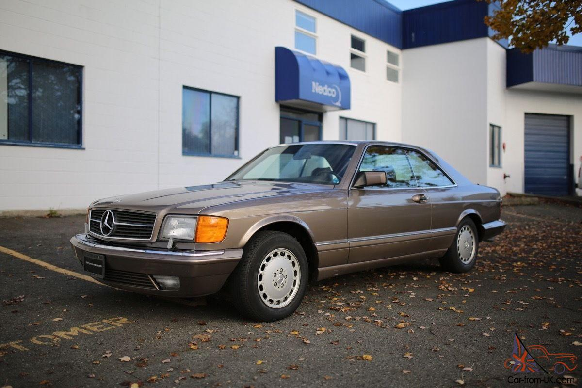 Mercedes benz 500 series base coupe 2 door for Mercedes benz 2 door coupe for sale