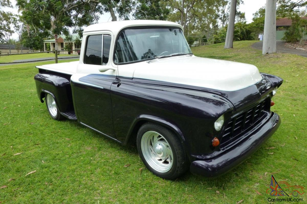 1956 chevrolet task force show truck in ashmore qld. Black Bedroom Furniture Sets. Home Design Ideas