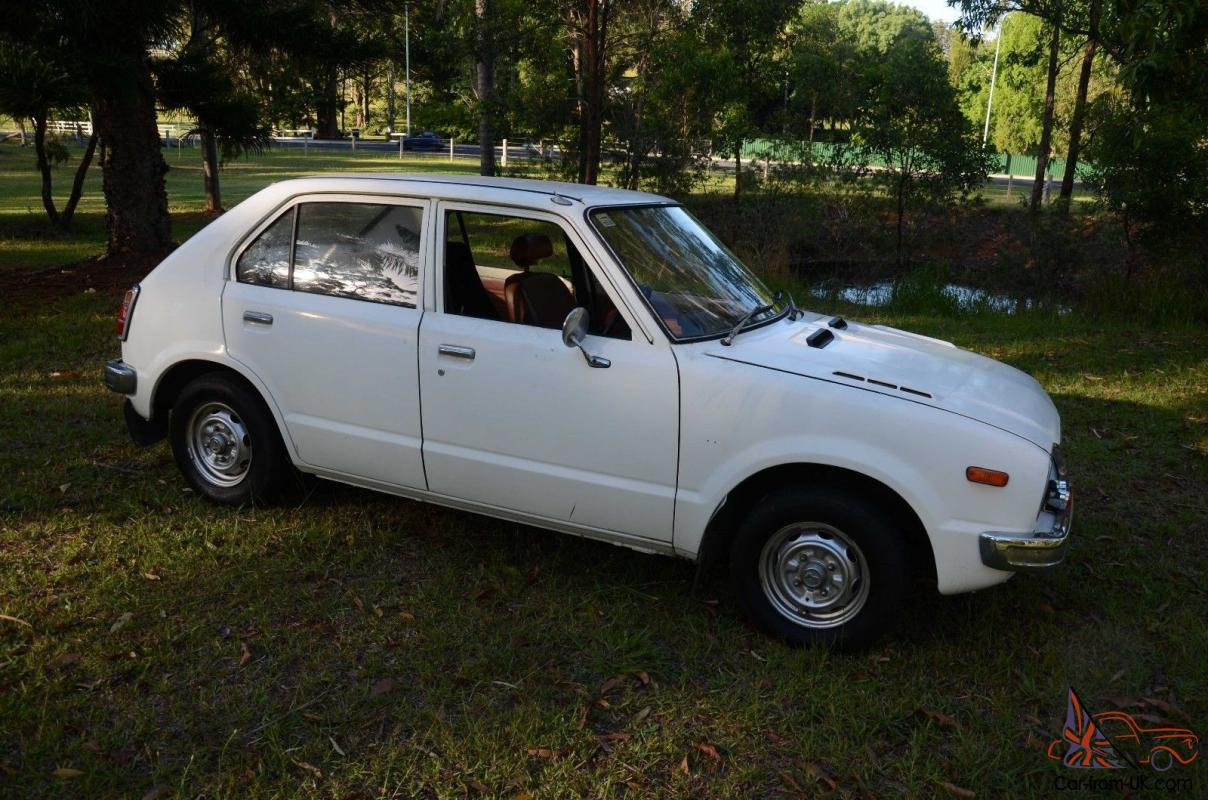 honda civic generation 1 4d 1500 hondamatic 1976 model running in port macquarie nsw. Black Bedroom Furniture Sets. Home Design Ideas